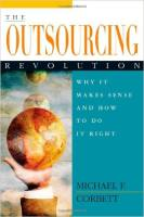 The Outsourcing Revolution book summary