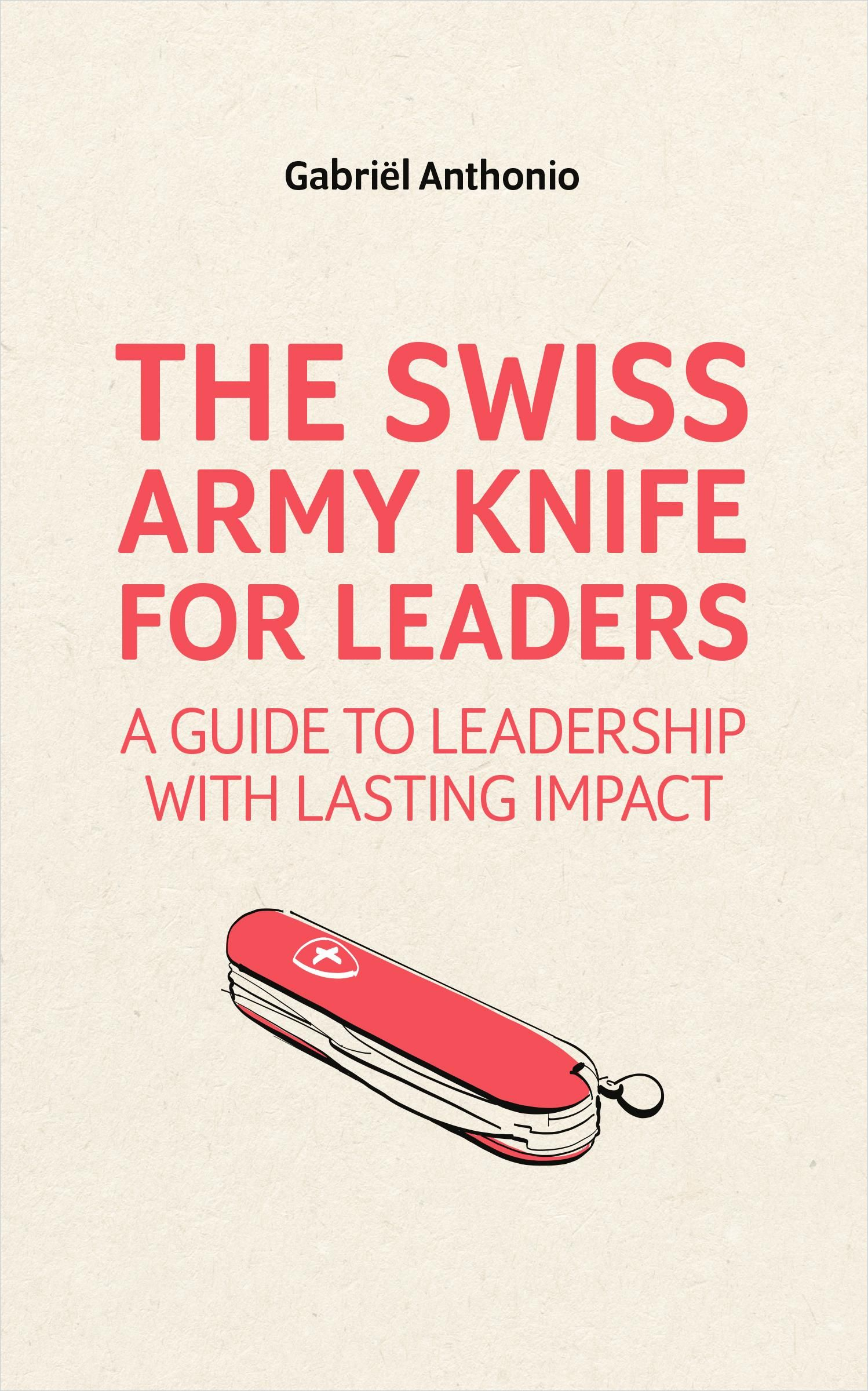 Image of: The Swiss Army Knife for Leaders