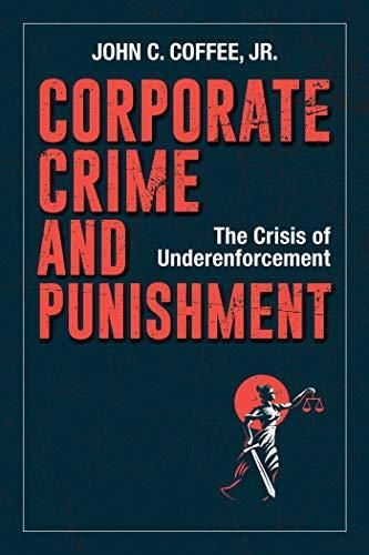 Image of: Corporate Crime and Punishment