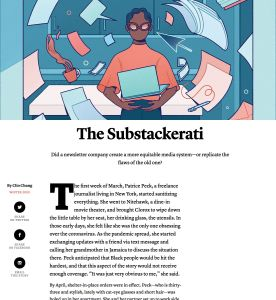 The Substackerati