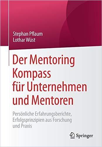 Image of: Der Mentoring-Kompass für Unternehmen und Mentoren