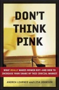 Don't Think Pink book summary