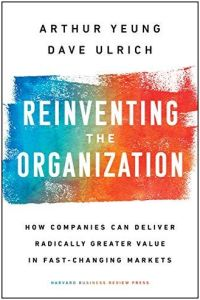 Reinventing the Organization book summary
