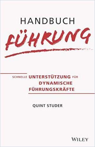 Image of: Handbuch Führung