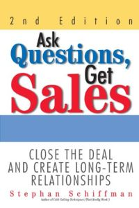 Ask Questions, Get Sales (2nd edition) book summary