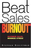Beat Sales Burnout book summary