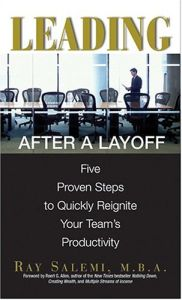 Leading After a Layoff book summary