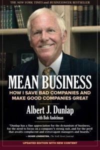 Mean Business book summary