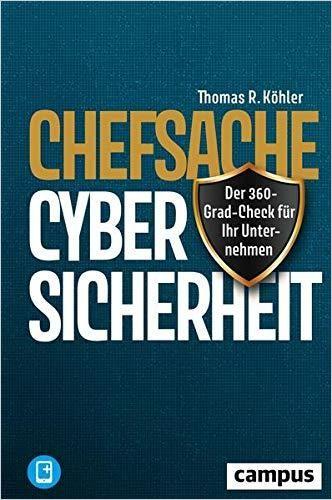 Image of: Chefsache Cybersicherheit