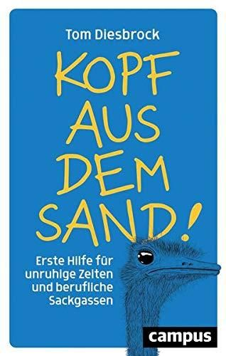 Image of: Kopf aus dem Sand!