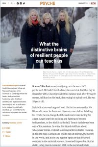 What the Distinctive Brains of Resilient People Can Teach Us summary