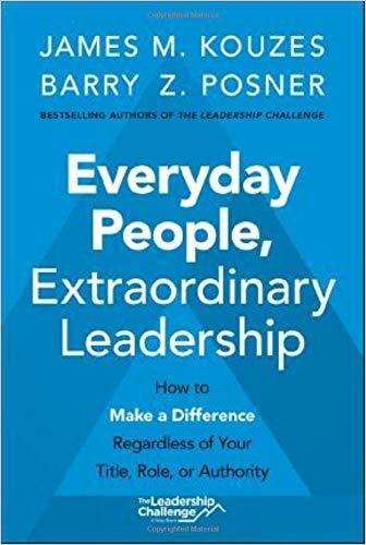 Image of: Everyday People, Extraordinary Leadership