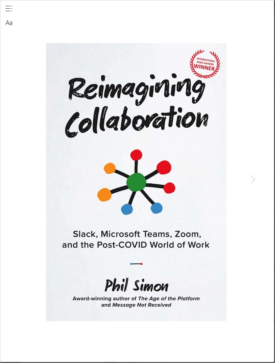 Image of: Reimagining Collaboration