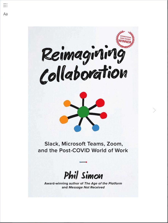 Image of: Reimagining Collaboration