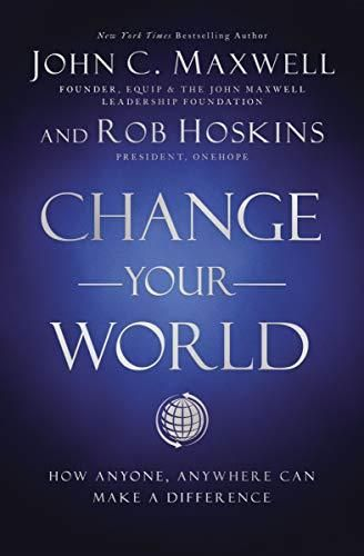 Image of: Change Your World