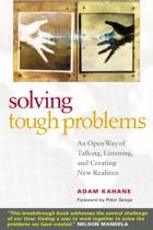 Solving Tough Problems