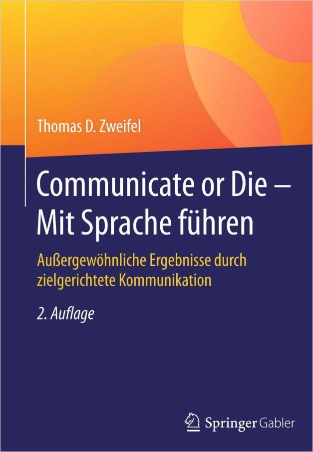Image of: Communicate or Die – Mit Sprache führen