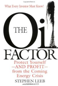 The Oil Factor book summary