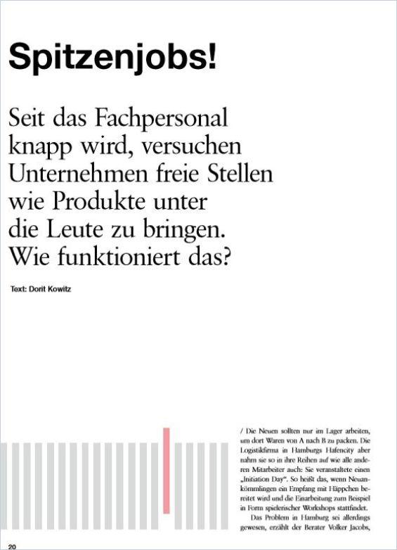 Image of: Spitzenjobs!