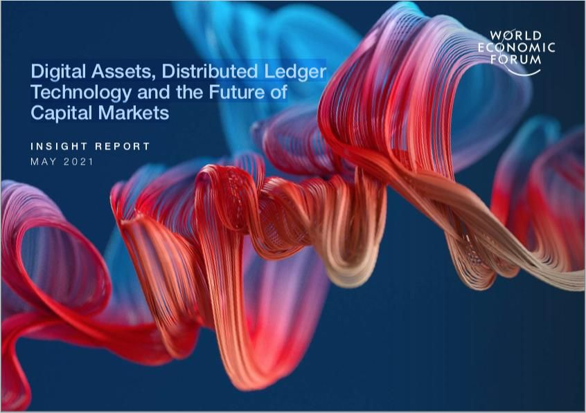 Image of: Digital Assets, Distributed Ledger Technology and the Future of Capital Markets