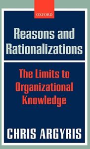 Reasons and Rationalizations book summary