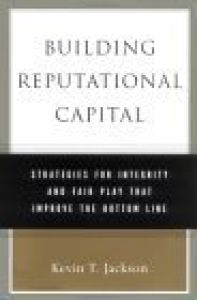 Building Reputational Capital book summary