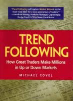 Trend Following book summary