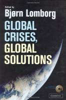 Global Crises, Global Solutions book summary
