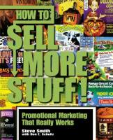 How to Sell More Stuff book summary