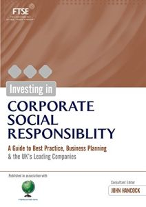 Investing in Corporate Social Responsibility book summary