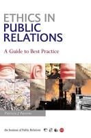 Ethics in Public Relations book summary