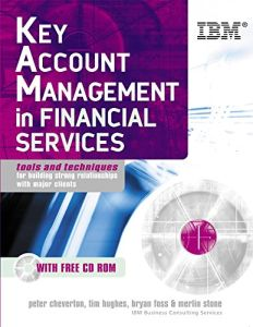 Key Account Management in Financial Services book summary