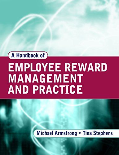 Image of: A Handbook of Employee Reward Management and Practice
