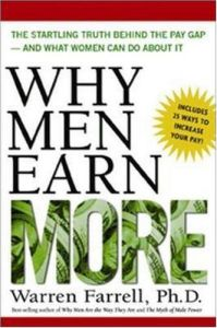 Why Men Earn More book summary