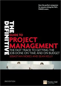 The Definitive Guide to Project Management book summary