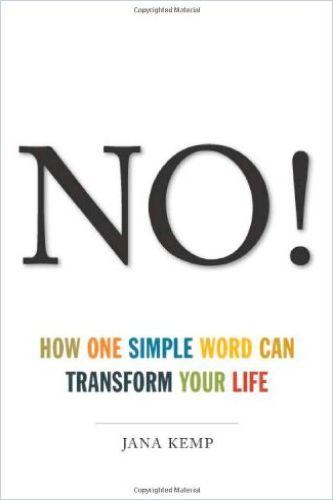 Image of: No!