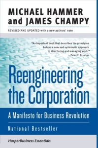 Reengineering the Corporation book summary