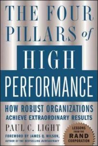 The Four Pillars of High Performance book summary