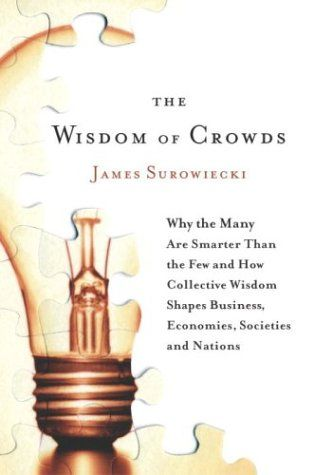 Image of: The Wisdom of Crowds
