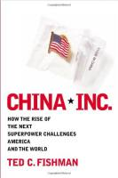 China, Inc. book summary