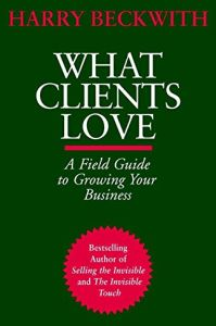 What Clients Love book summary