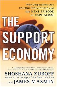 The Support Economy book summary