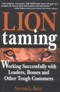 Lion Taming book summary