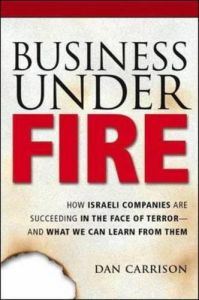 Business under Fire book summary