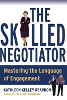 The Skilled Negotiator book summary