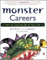 Monster Careers book summary