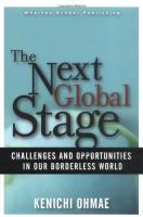 The Next Global Stage book summary