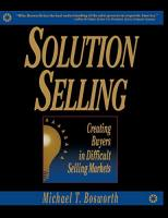 Solution Selling book summary