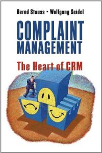 Complaint Management book summary