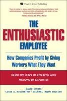 The Enthusiastic Employee book summary